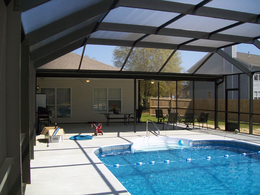Slidell Patio Covers Inc Pool Enclosures